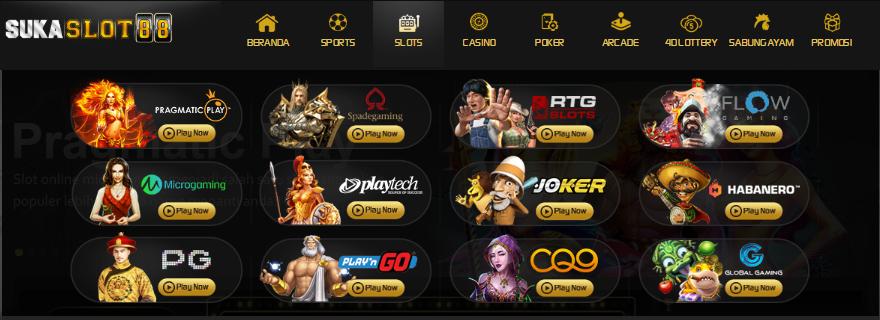 Agen Slot Joker terbaru Deposit Via OVO GOPAY DANA
