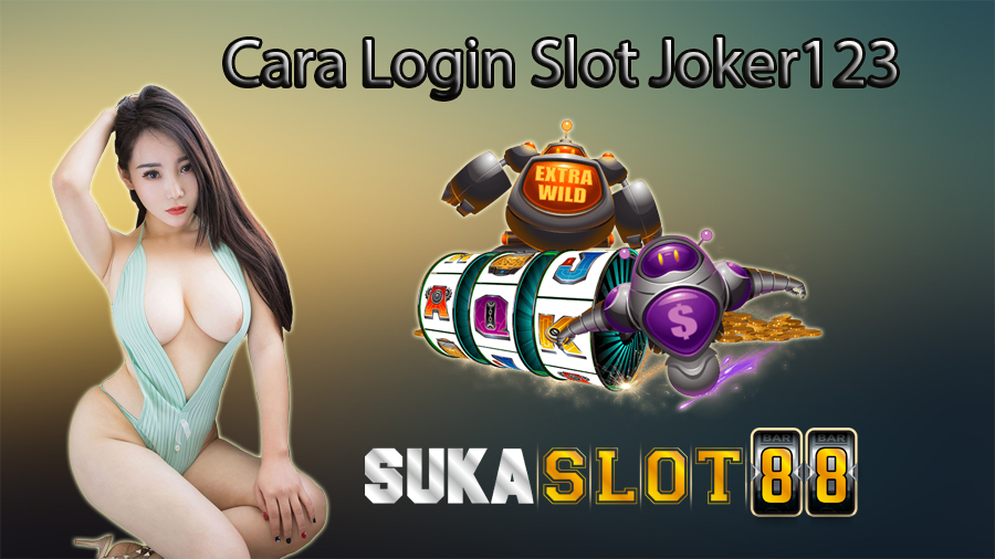 cara login joker123